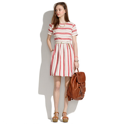 Provence Stripe Dress