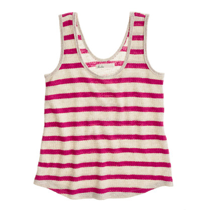 Striped Telltale Tank