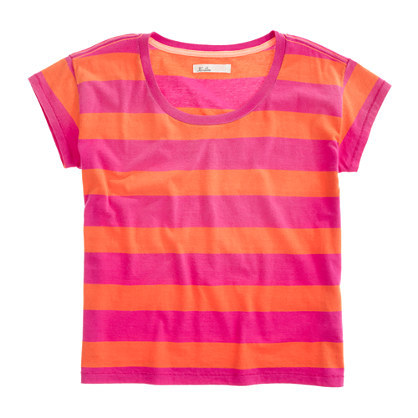 Striped Retreat Tee