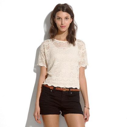 Soft Lace Top
