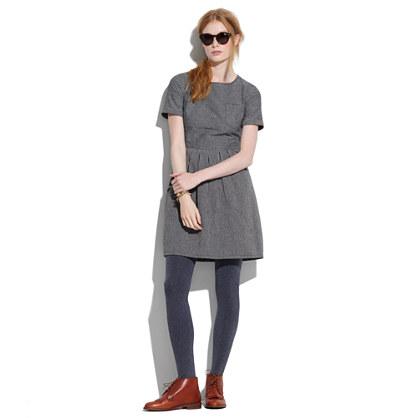 Striped Songbird Dress