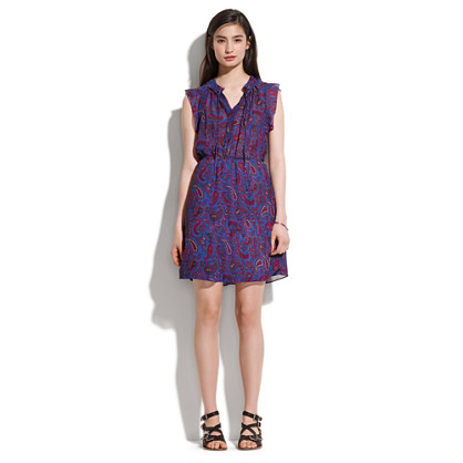 Paisley Musicbox Dress