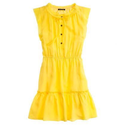 Silk Musicbox Dress