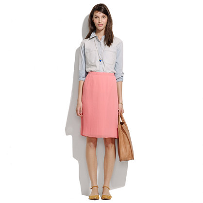 Minipleat Skirt