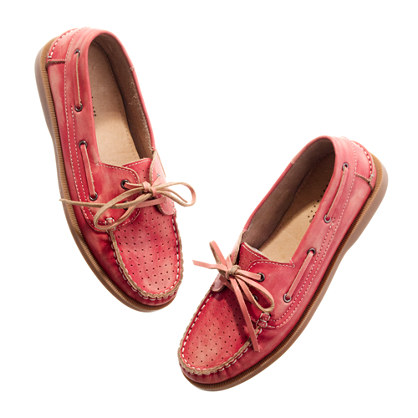 Bed|stü™ Aunt Babbs Boat Shoes