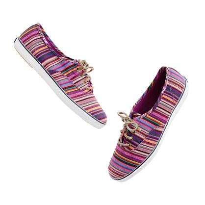 Keds® for Madewell Blanket-Stripe Sneakers