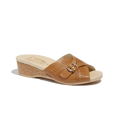 Worishofer™ Slip-On Wedges