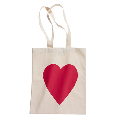 Alphabet Bags™ Heart Tote