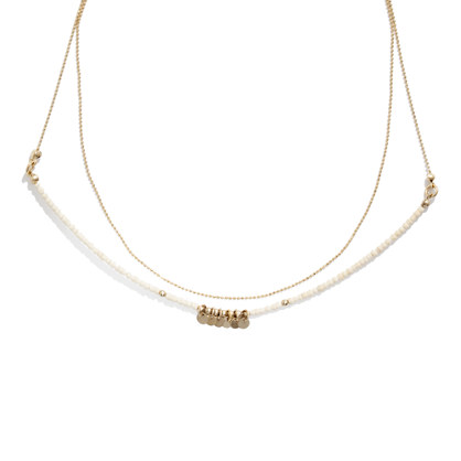 Polder™ Nieves Beaded Necklace