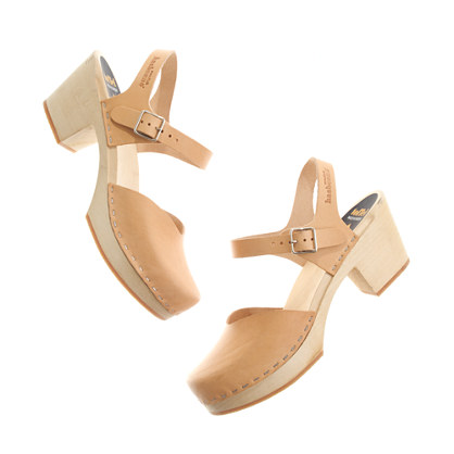Swedish Hasbeens® Clog Sandals