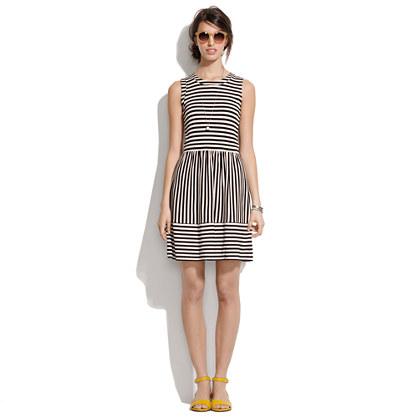 Striped Duet Dress