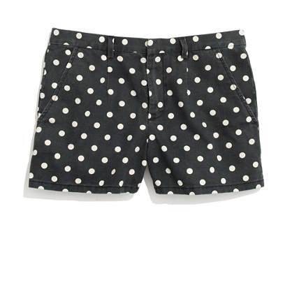 Tailored Shorts in Artdot