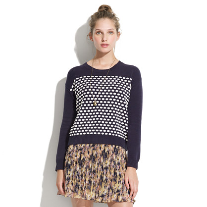 Candydot Pullover