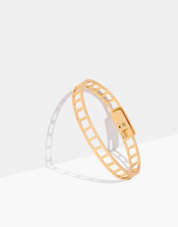 Tracecraft Bangle Bracelet