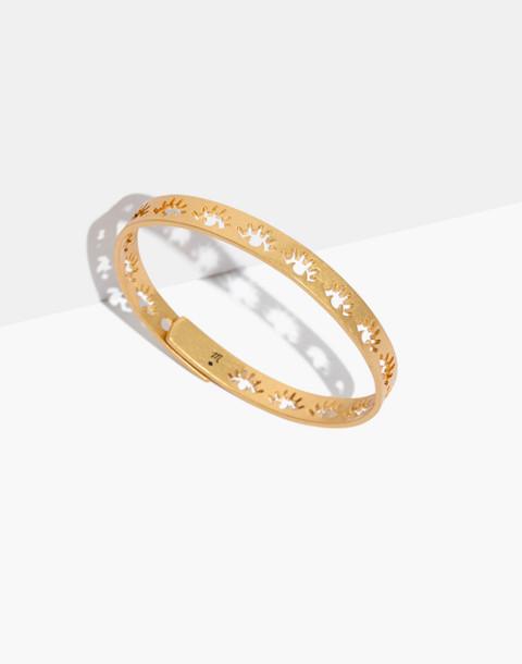 Tracecraft Bangle Bracelet