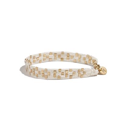 Flatweave Bracelet