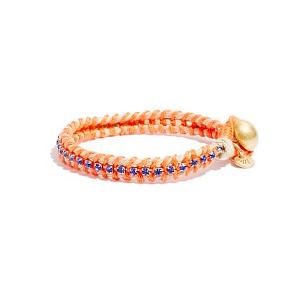 Gemweave Friendship Bracelet