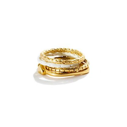 Shortstack Ring Set