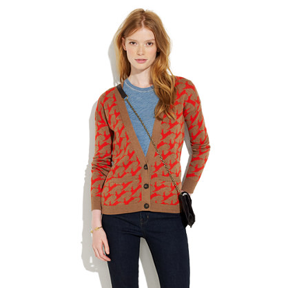 Rabbit-Run Cardigan
