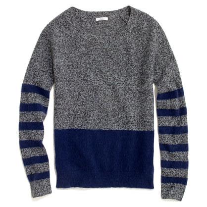 Mixer sweater