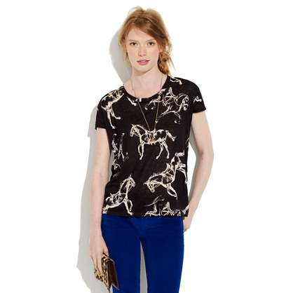 HORSEPLAY Retreat Tee
