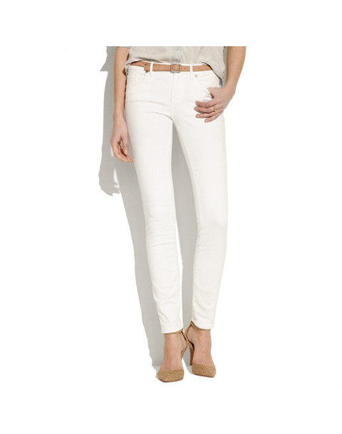 Skinny Skinny Jeans in Pure White