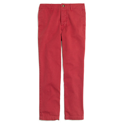 Cropped Rivington Trousers