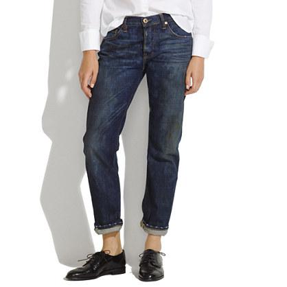 NSF® Beck Boyfriend Jeans