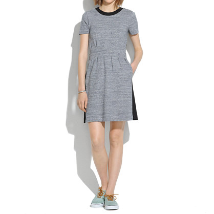 Parkline Dress in Colorblock