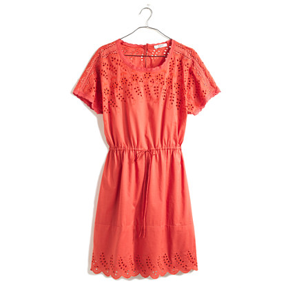 Eyelet Wildfield Dress