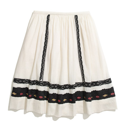 Needlework Skirt