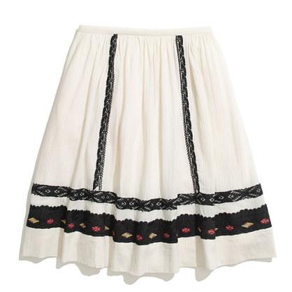 Needlework Skirt
