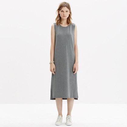 Sleeveless Tee Dress