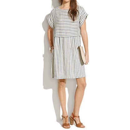 Blanca Dress in Stripe