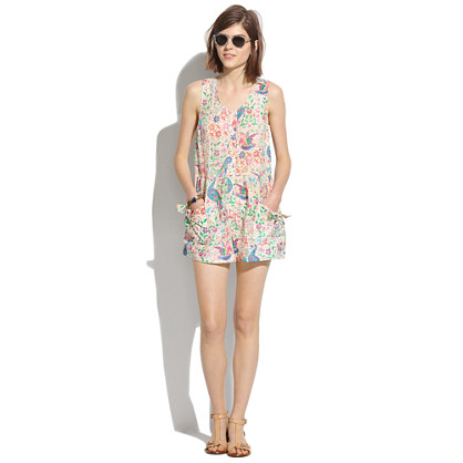 Zimmermann Verano Playsuit