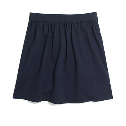 Ponte Swivel Skirt