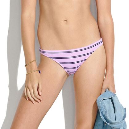 Hipster Bikini Bottom in Tandem Stripe