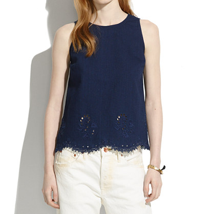 Irislace Top