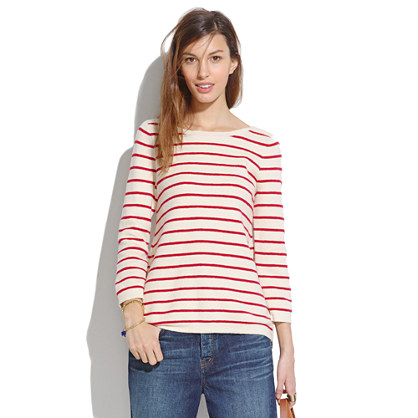 Seaside Side-Zip Sweater
