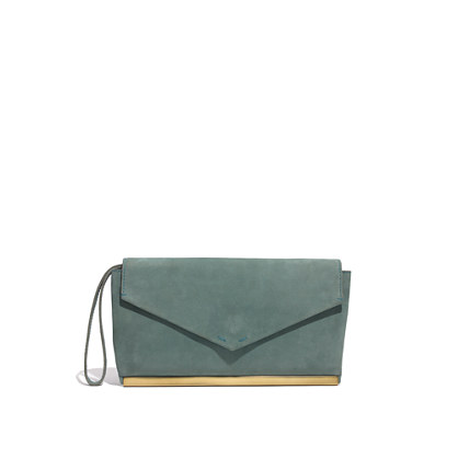 The Eaton Clutch in Nubuck
