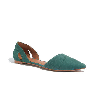 The d'Orsay Flat in Nubuck