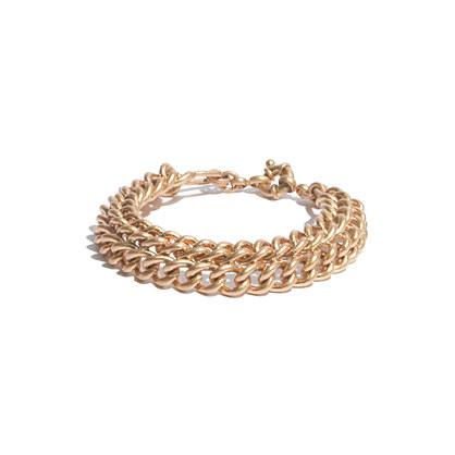 Duplex Chain Bracelet