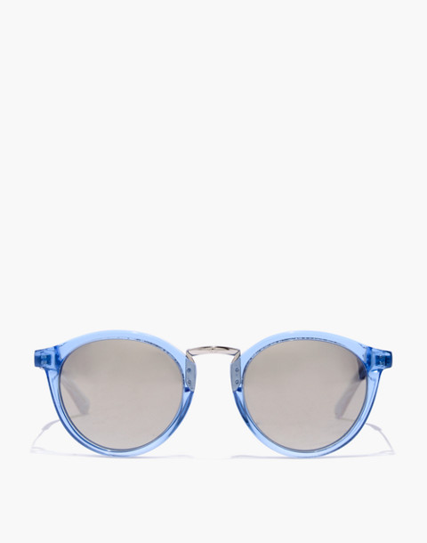 Indio Sunglasses in lt blue glass/champagne image 1
