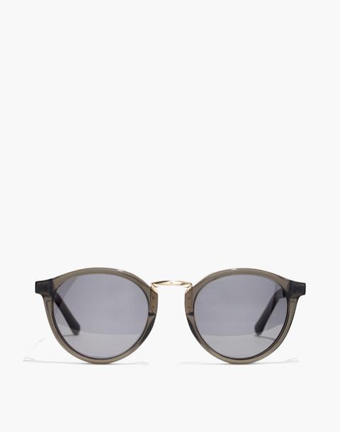 Indio Sunglasses in smoked graphite multi image 1