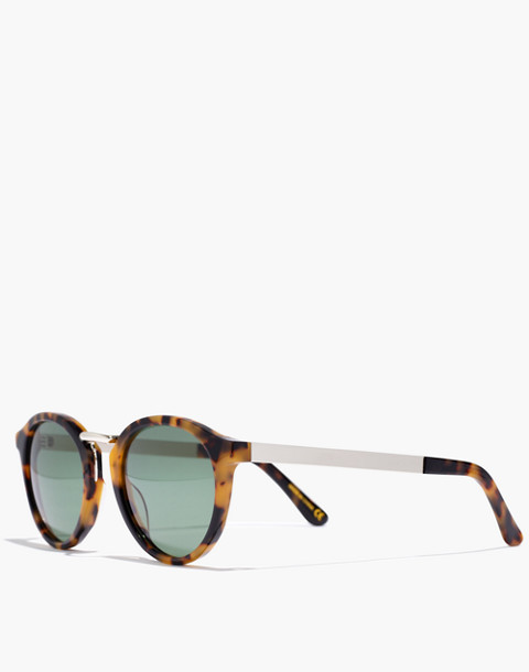 Indio Sunglasses in demi tort image 2