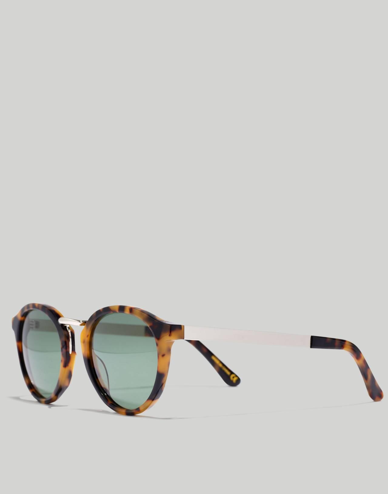 Indio Sunglasses in demi tort image 2