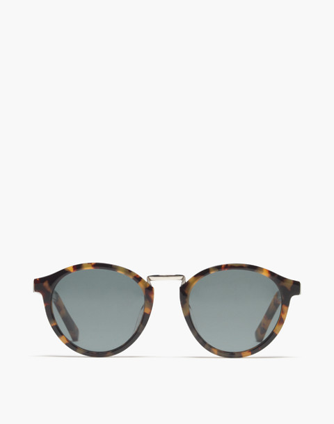 Indio Sunglasses in demi tort image 1