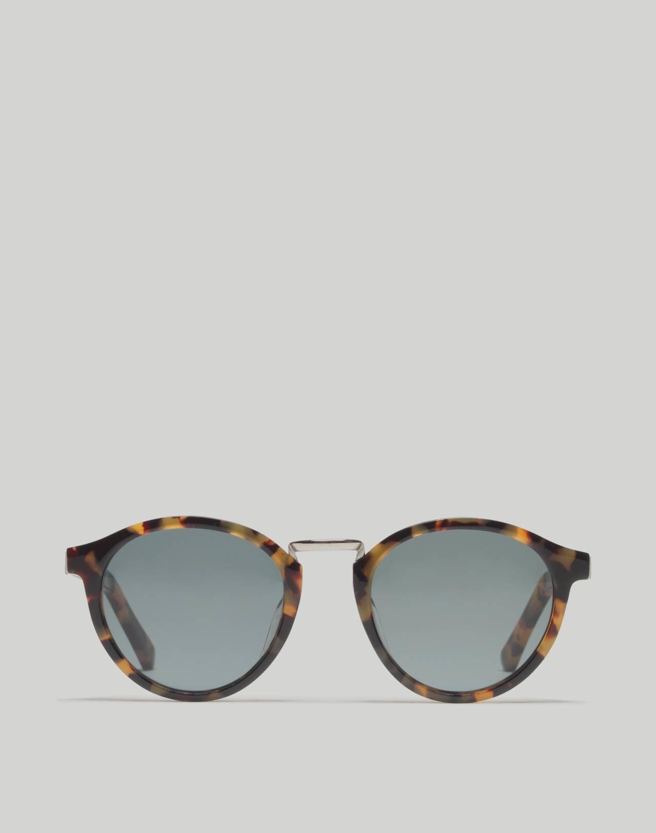 Indio Sunglasses in demi tort image 1