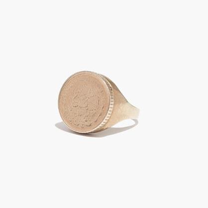 Daniela Bustos Maya™ Coin Ring