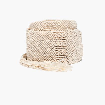 JM Drygoods™ Thick Sash Belt